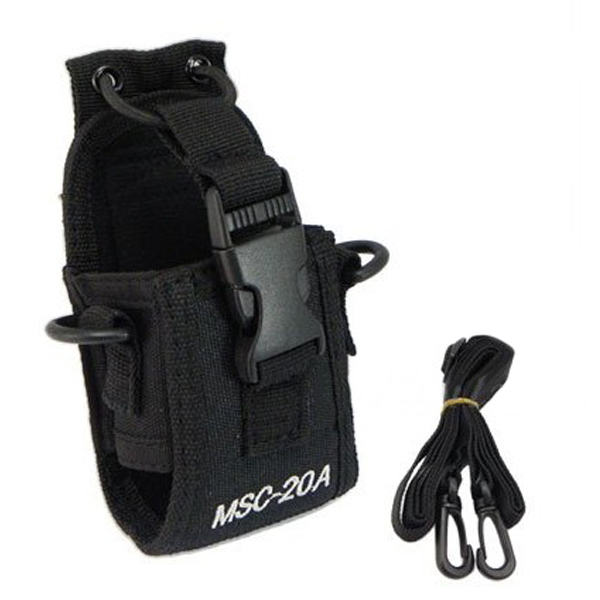 3in1 Universal Pouch Case Bag For HT Radio Mobile Phone