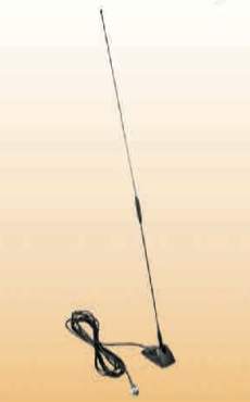 Harvest SH070 Adhered VHF/UHF Dual Band Mobile Antenna