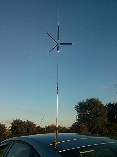 Harvest CA-UHV HF/VHF/UHF All Band Mobile Antenna