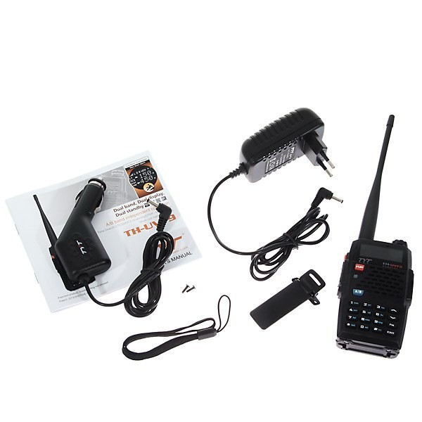 TYT TH-UVF9 Dual Band Handheld Radio 2m/220(136-174/220-260)