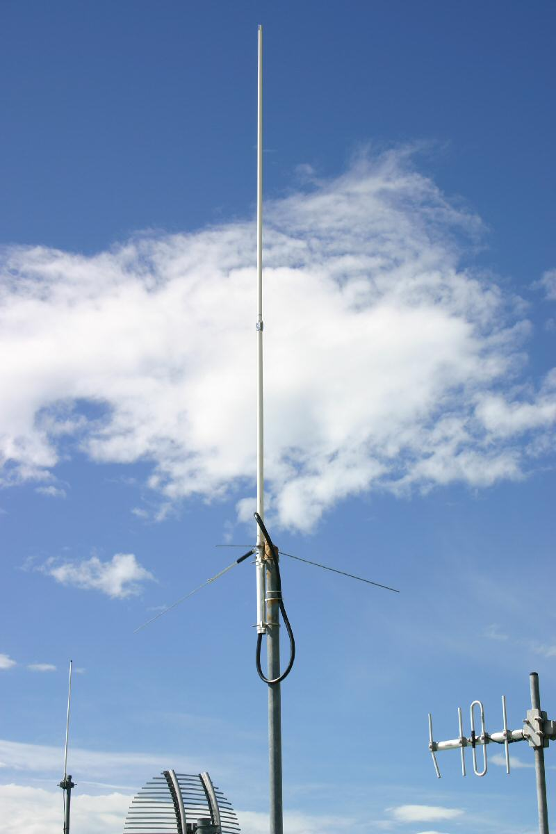 Harvest V2000 (6m/2m/70cm) Tri-Band Base antenna